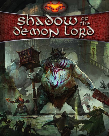 [Shadow of the Demon Lord cover art]