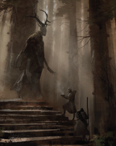 Symbaroum Interior Art